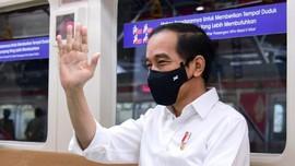Jokowi Pamer Penurunan Kasus Corona ke Angela Merkel
