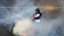 9 Demonstran Anti-Kudeta Tewas Ditembak Polisi Myanmar