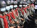 Sebulan Kudeta Militer, Tiga Polisi Myanmar Kabur ke India