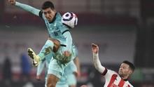 Hasil Liga Inggris: Liverpool Kalahkan Sheffield