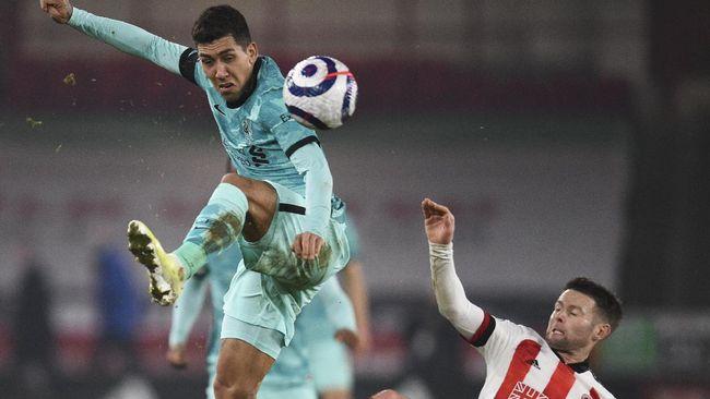 Liverpool berhasil mengalahkan tuan rumah Sheffield United dalam laga Liga Inggris di Bramall Lane, Senin (1/3) dini hari WIB.