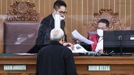 KY Kaji Unsur Sikap Merendahkan Hakim di Sidang Rizieq Shihab
