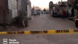VIDEO: 11 Orang Tewas Dalam Serangan Kelompok Bersenjata