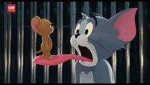VIDEO: Box Office Hollywood Pekan ini, Tom & Jerry