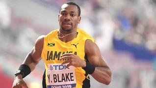 Rival Usain Bolt, Yohan Blake Menolak Divaksin Corona