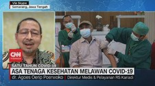 VIDEO: Asa Tenaga Kesehatan Melawan Covid-19