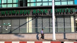 Myanmar Krisis Ekonomi: Inflasi Naik hingga Nilai Uang Turun