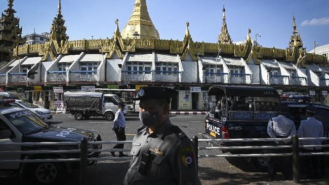 FOTO: Dampak Ekonomi Akibat Kudeta Militer Myanmar