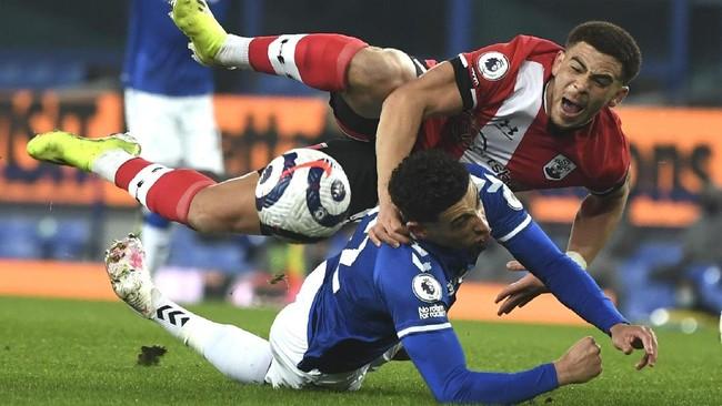 Hasil Liga Inggris: Everton Kalahkan Southampton