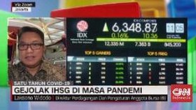 VIDEO: Gejolak IHSG di Masa Pandemi