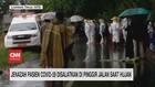 VIDEO: Jenazah Pasien Covid-19 Disalatkan di Pinggir Jalan