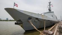 Prancis Akan Kirim Lagi Kapal Perang ke Laut China Selatan