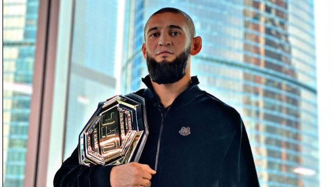 Khamzat Chimaev dikabarkan memutuskan pensiun dari UFC. Berikut kronologi Khamzat Chimaev pensiun dari UFC.