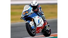 Pembalap Mandalika Terpuruk di FP1 Moto2 Portugal