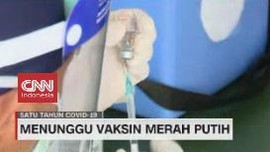 VIDEO: Menunggu Vaksin Merah Putih