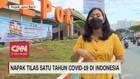 VIDEO: Napak Tilas Satu Tahun Covid-19 di Indonesia