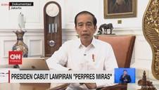 VIDEO: Jokowi Cabut Perpres Izin Investasi Miras