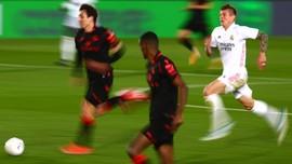 FOTO: Real Madrid Gagal Salip Barcelona