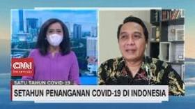 VIDEO: Setahun Penanganan Covid-19 Di Indonesia