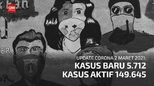 VIDEO: Setahun Corona di Indonesia, Total Kasus 1.347.026