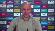 VIDEO: Guardiola Merendah, Sebut Bayern Tim Terbaik