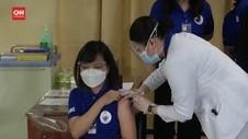 VIDEO: Vaksinasi Perdana Di Filipina Diwarnai Aksi Protes
