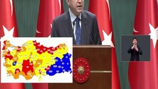 VIDEO: Turki Cabut Lockdown Parsial di Sejumlah Kota