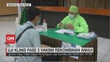 VIDEO: Uji Klinis Fase 3 Vaksin Rekombinan Anhui