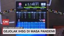 VIDEO: Volatilitas Bursa di Masa Pandemi