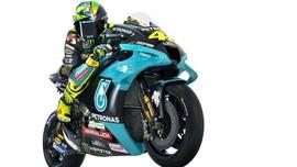 Morbidelli Bakal Bikin Rossi Panas di MotoGP 2021