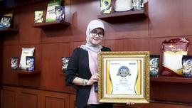 E-Commerce Bulog Raih Top Official Store Award 2021