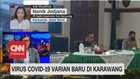 VIDEO: Virus Covid-19 Varian Baru di Karawang