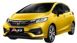 Honda Setop Produksi dan Penjualan Jazz di Indonesia