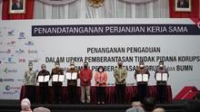 Cegah Korupsi, IFG Sepakati Integrasi WBS dengan KPK