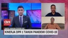 VIDEO: Kinerja DPR 1 Tahun Pandemi Covid-19