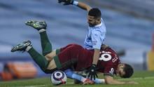 Hasil Liga Inggris: Man City Hajar Wolves 4-1