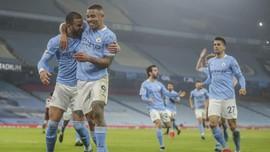 FOTO: Sikat Wolves, Man City Menuju Rekor Baru