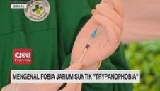 VIDEO: Mengenal Trypanophobia, Fobia Jarum Suntik