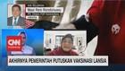 VIDEO: Akhirnya Pemerintah Putuskan Vaksinasi Lansia