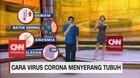 VIDEO: Begini Cara Virus Corona Menyerang Tubuh