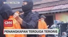 VIDEO: Penangkapan Terduga Teroris