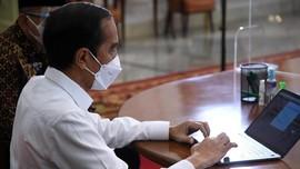 Jokowi Sebut Pengangguran Hampir 10 Juta Akibat Covid-19