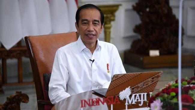 Presiden Jokowi meminta Mendag Muhammad Lutfi mengantisipasi pasokan dan kestabilan harga bahan pokok jelang Ramadan dan Idul Fitri 2021.