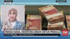 VIDEO: Reksa Dana, Investasi Aman Untuk Pemula