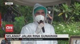 VIDEO: Komunikasi Terakhir Teddy Syah dengan Rina Gunawan