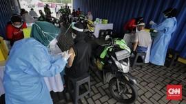 Menkes Rancang Program Parade Vaksinasi Drive Thru Motor