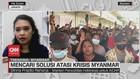 VIDEO: Mencari Solusi Atasi Krisis Myanmar