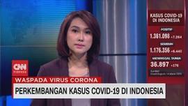VIDEO: Positif Corona Naik 7.264, Pasien Meninggal 176 Orang