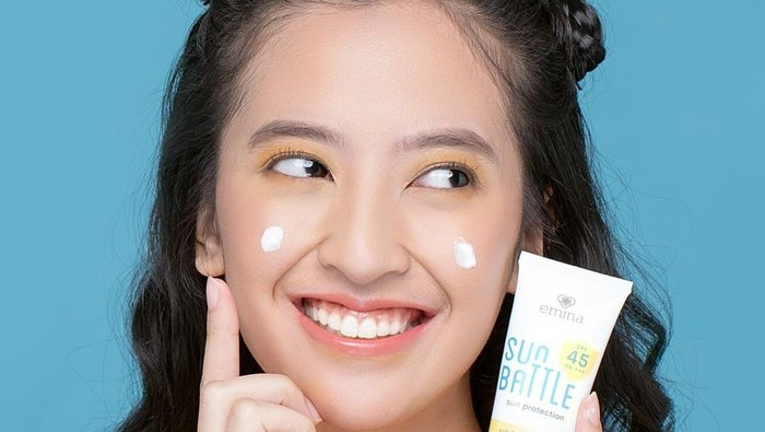 Gak Takut Aktivitas di Luar, Sunscreen Emina Hadir dengan SPF Lebih Tinggi!