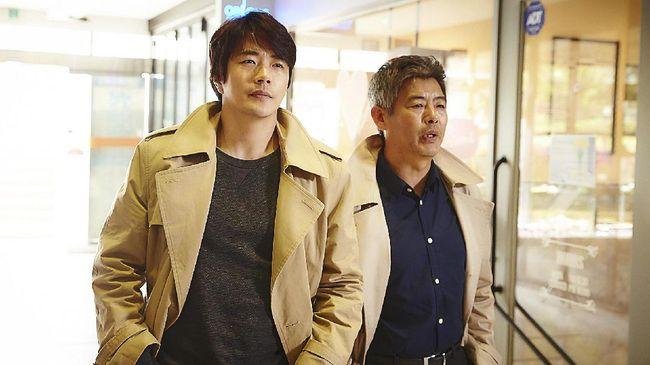 Sinopsis The Accidental Detective bermula dari Kang Dae-man (Kwon Sang-woo) yang sangat terobsesi menjadi detektif.